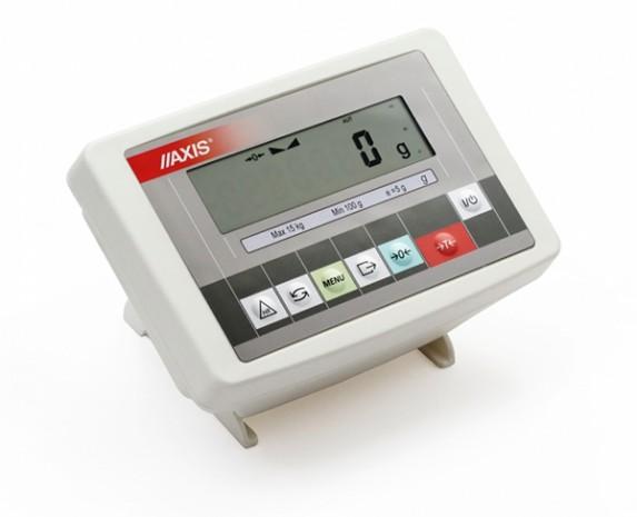 Miernik wagowy AXIS typ ME-01/P/LCD