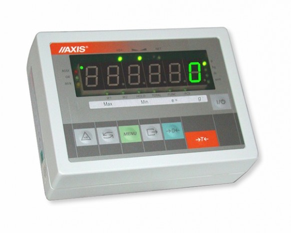 Miernik wagowa AXIS typ ME-01/A/18 (LED)