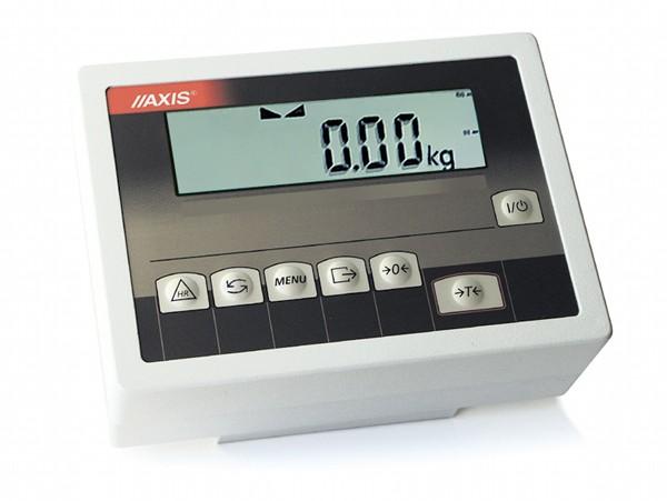 Miernik wagowa AXIS typ ME-01/A/LCD