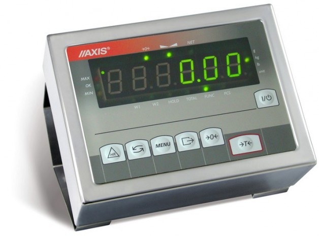 Miernik wagowy AXIS typ ME-01/N/18 (LED)