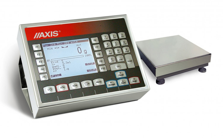 Wagi AXIS typ BA/TPK